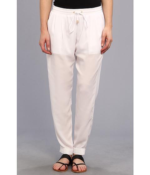 Pantaloni Christin Michaels - Merina Jogger Pant - Off White