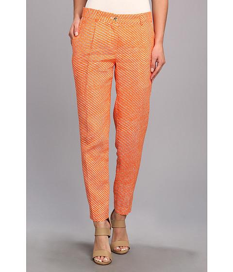 Pantaloni MICHAEL Michael Kors - Cropped Tailored Pant - Poppy