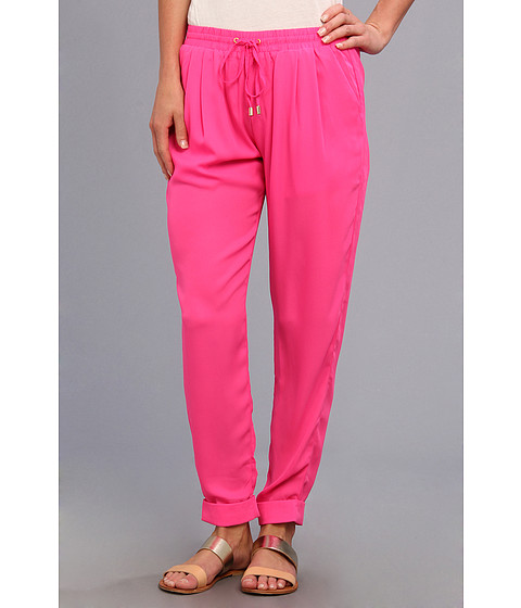 Pantaloni Brigitte Bailey - Finders Keepers Jogger Pant - Hot Pink