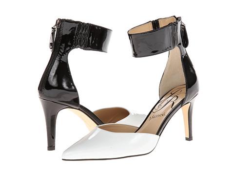 Pantofi J. Renee - Viola - Black/White