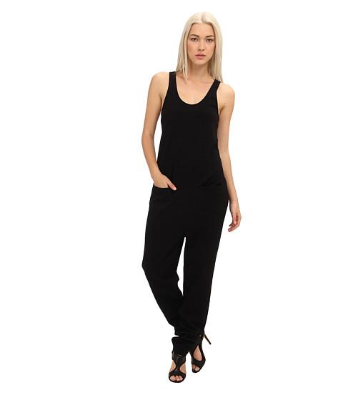 Pantaloni Tibi - Oil Slick Jumpsuit - Black