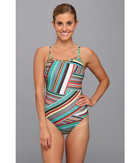 Costume de baie Speedo - Rainbow Stripe Flyback - Blade