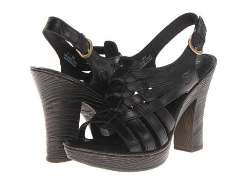 Pantofi Born - Adriel - Black