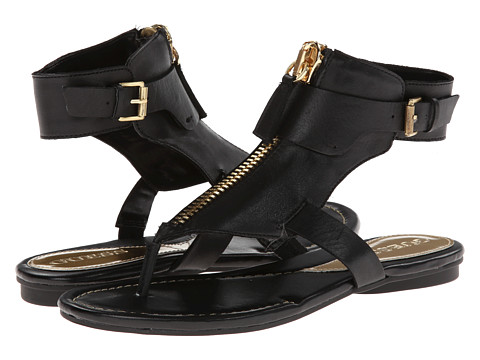 Sandale GUESS - Gastan 2 - Black Leather