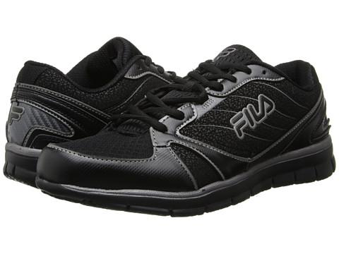 Adidasi Fila - Flare 2 - Black/Black/Dark Silver