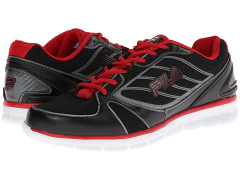 Adidasi Fila - Flare 2 - Black/Fila Red/White