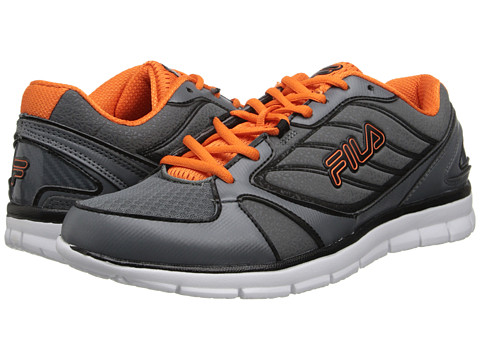 Adidasi Fila - Flare 2 - Castlerock/Vibrant Orange/Black