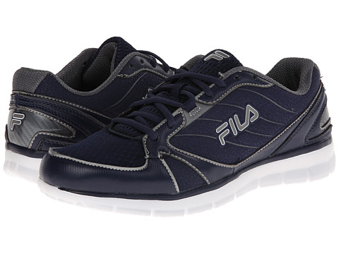 Adidasi Fila - Flare 2 - Fila Navy/Dark Silver/White
