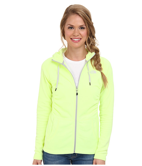 Bluze The North Face - Mezzaluna Hoodie - Rave Green