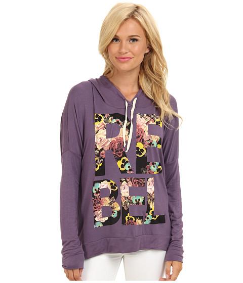 Bluze Gabriella Rocha - Rebel Pullover Hoodie - Purple