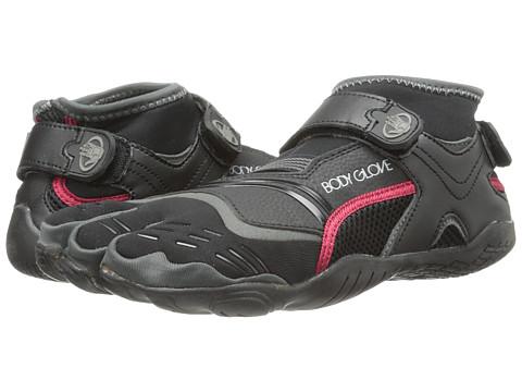 Adidasi Body Glove - 3T BareFoot Gladiator - Black/Red