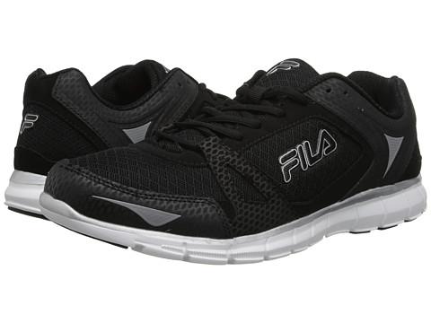 Adidasi Fila - Memory Synergy - Black/White/Metallic Silver