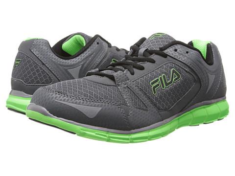 Adidasi Fila - Memory Synergy - Dark Silver/Green Gecko/Black