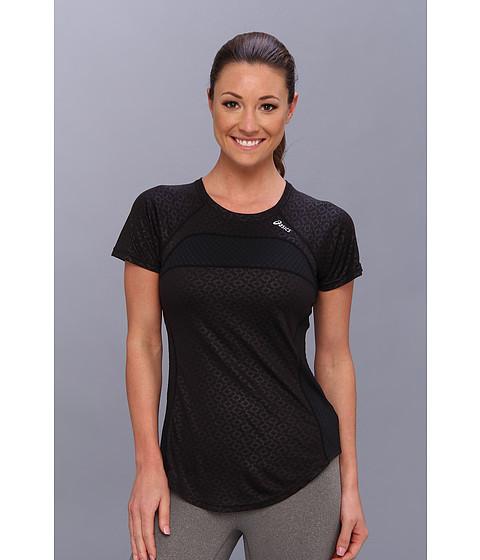 Bluze ASICS - AbbyÃ'® Short Sleeve Tee - Black