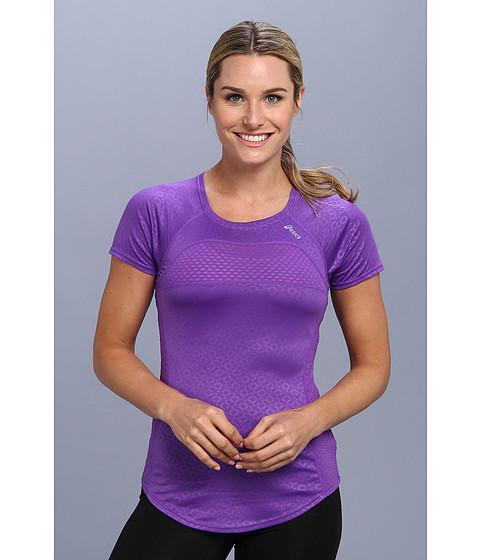 Bluze ASICS - AbbyÃ'® Short Sleeve Tee - Electric Purple