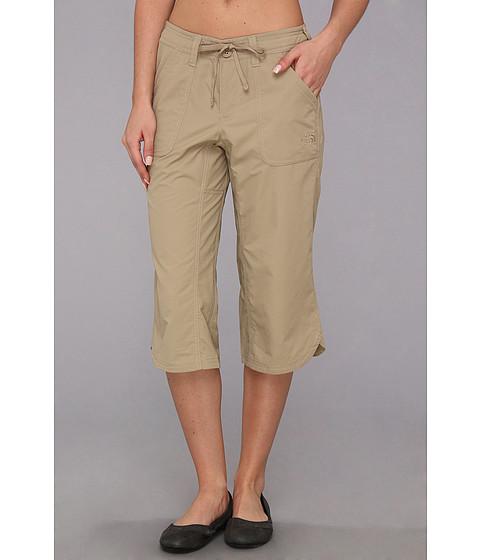 Pantaloni The North Face - Horizon II Capri - Dune Beige