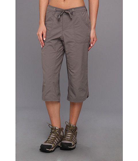 Pantaloni The North Face - Horizon II Capri - Pache Grey