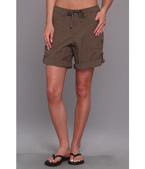 Pantaloni The North Face - Horizon II Roll-Up Short - Weimaraner Brown