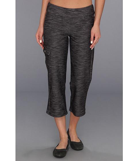 Pantaloni The North Face - Kirata Capri - TNF Black Heather