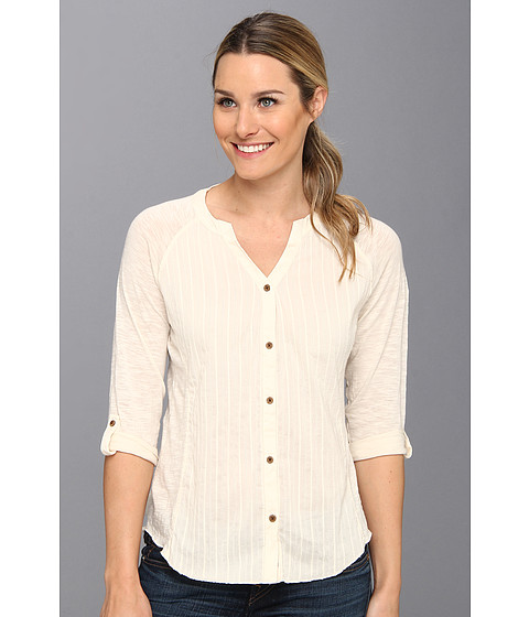 Bluze The North Face - 3/4 Sleeve De Hara Shirt - Vintage White