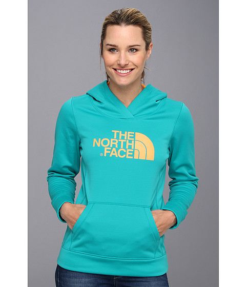 Bluze The North Face - Fave-Our-Ite Pullover Hoodie - Jaiden Green/Vitamin C Orange