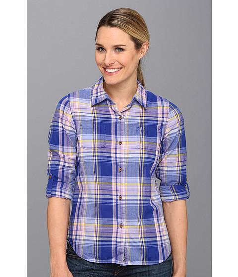 Bluze The North Face - L/S Alemany Plaid Shirt - Marker Blue