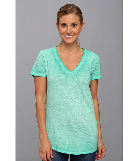 Bluze The North Face - S/S Remora Tee - Beach Glass Green