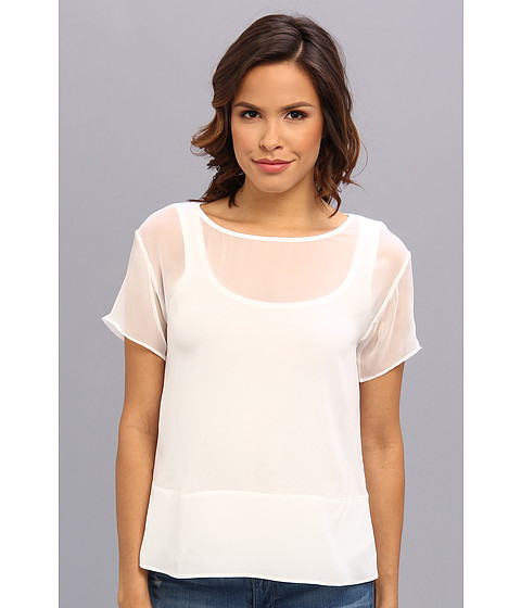 Bluze Bailey 44 - Hot Toddy Top - White