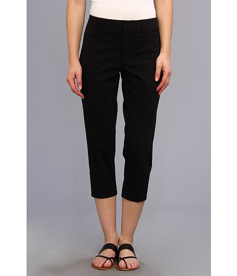 Pantaloni Christin Michaels - Cropped Vinny Pant - Black 1