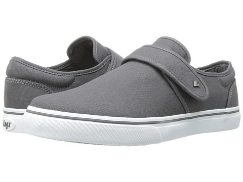Adidasi Lugz - Voyage - Charcoal/White Canvas