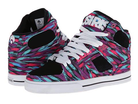 Adidasi Osiris - NYC83 VLC W - Black/Cer/Pink