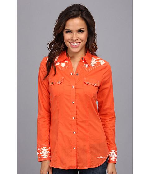 Camasi Stetson - 8974 Solid Lawn - Orange - Orange