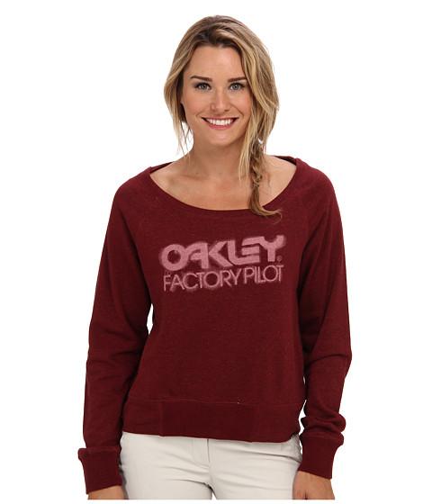 Bluze Oakley - The Original O Sweater - Redwood