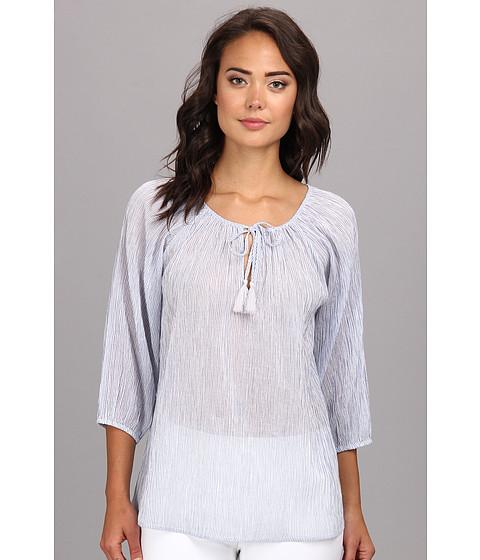 Bluze Joie - Legapsi 5997-9076 - Stripe/Vintage Indigo No Dip Dye