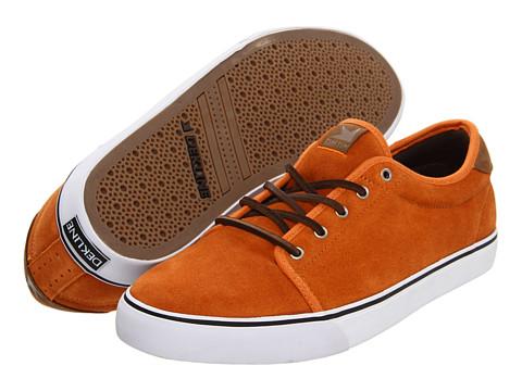 Adidasi Dekline - Santa Fe - Rust/Tan