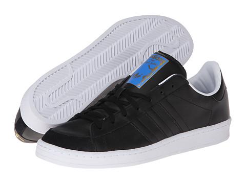 Adidasi Adidas Originals - Jabbar Lo - Black/Black/White