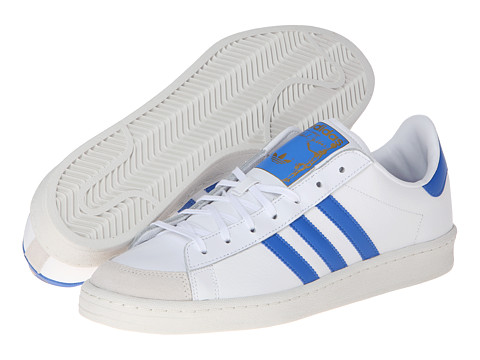 Adidasi Adidas Originals - Jabbar Lo - White/Air Force Blue/Collegiate Gold