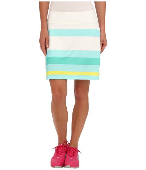 Fuste PUMA - Stripe Print Skirt - PUMA White/Multi