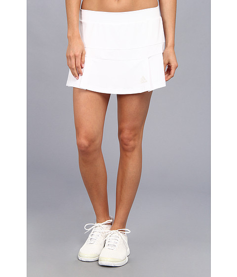 Pantaloni adidas - All Premium Skort - White/Grey