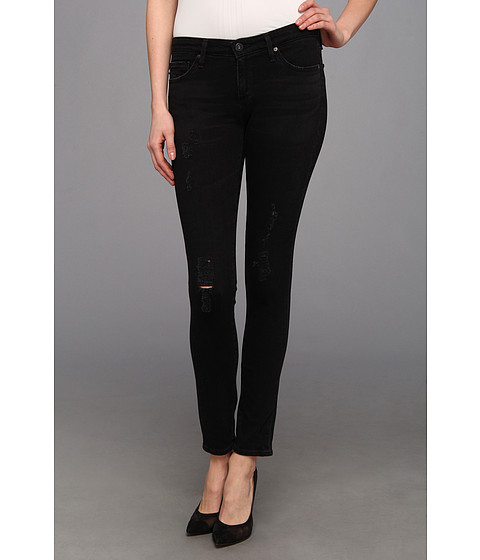 Blugi AG Adriano Goldschmied - The Legging Ankle in Emerse - Emerse