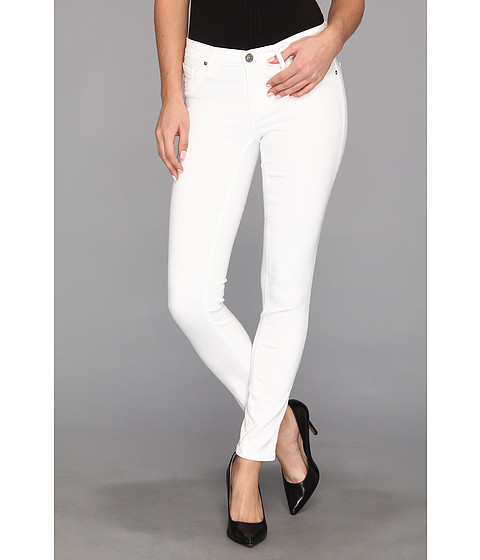 Blugi AG Adriano Goldschmied - The Legging Ankle in White - White