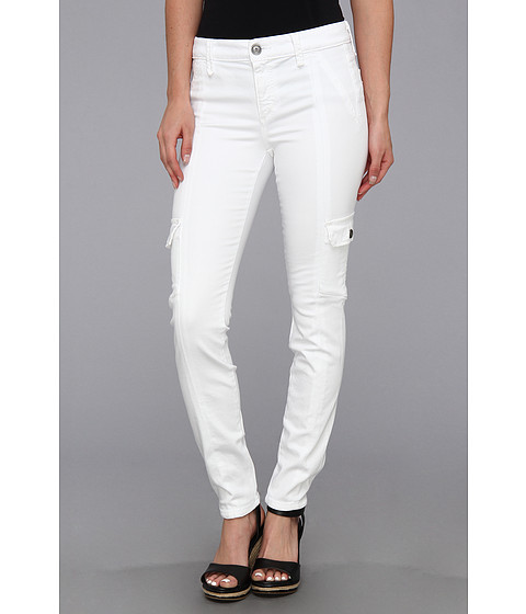 Blugi Joes Jeans - Jane Military Colors Skinny Ankle Cargo Jean - White