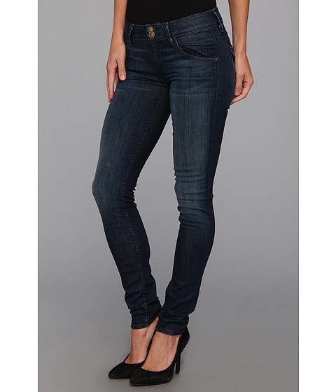 Blugi Hudson - Collin Mid-Rise Skinny in Siouxie - Siouxie