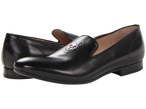 Pantofi Alexander McQueen - Skull Slipper - Black