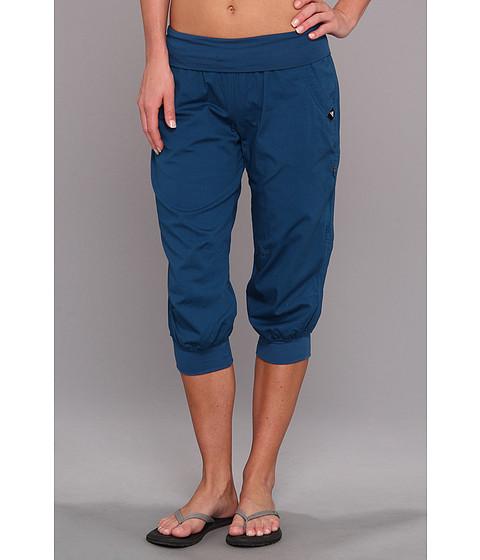 Pantaloni adidas - Edo 3/4 Climb Pants - Tribe Blue