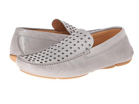 Pantofi Versace - Studded Driver - Grey
