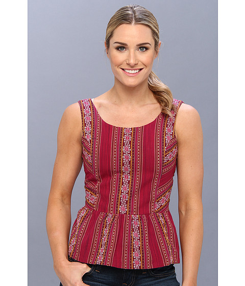 Bluze Prana - Selma Tank Top - Boysenberry