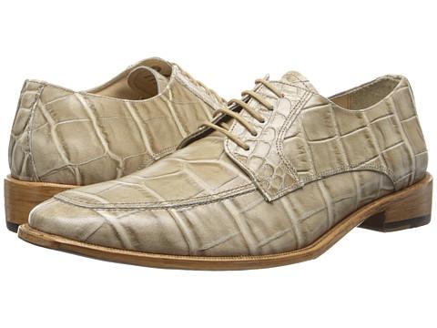 Pantofi Giorgio Brutini - Dreville - Beige Croc