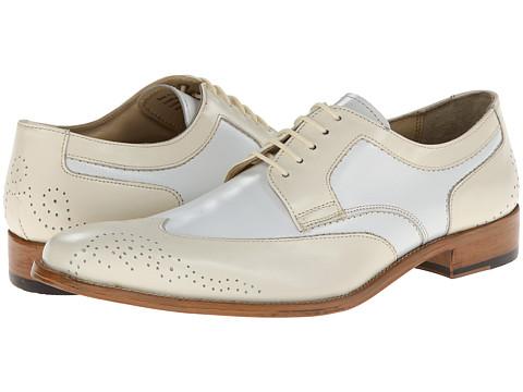 Pantofi Giorgio Brutini - Morse - Bone/White