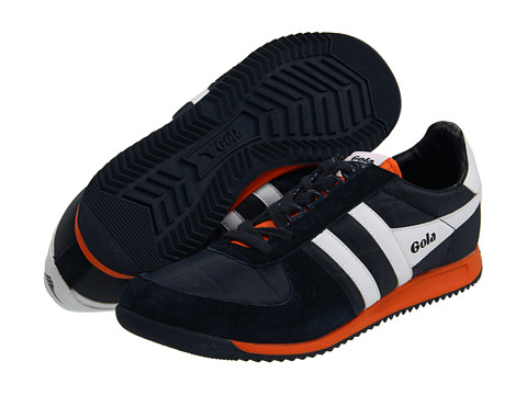 Adidasi Gola - Firefly - Navy/White/Orange